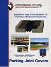 Expansion Joints for Parking and Open Air Surfaces